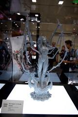 DSC_4987 (mouriran) Tags: statue sandiego international starcraft blizzard comiccon 2014 kerrigan