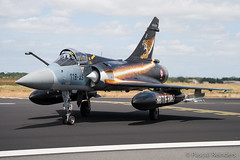 """Mirage 2000-5F from Mont de Marsan """"Hard to be humble!"""" (pascalreinders) Tags: fighter exercise airforce mirage20005f specialcs etns ntm2014 51118as"""