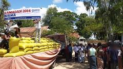 Ramadhan 2014 in Meiktila, Burma (Ummah Welfare Trust) Tags: poverty charity war refugee islam relief aid hunger muslims activism ramadan humanitarian ngo displaced humanitarianism