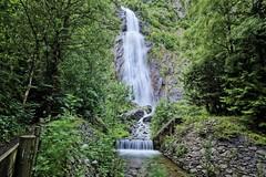 Pissevache Waterfall, Vernayaz, Valais (John Golay) Tags: del john de schweiz switzerland waterfall eau suisse wasserfall swiss du di vs svizzera cascade wallis chute deau canton valais nijo cascada cascata vallais vernayaz  kanton wodospad golay szwajcaria cantone pissevache vallese salanfe  chantun   nij0 pp3742 jgolay johngolay