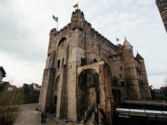 Gravensteen (Martin Gordon) Tags: castle europe belgium eu medieval ghent middleages europeanunion flanders gravensteen
