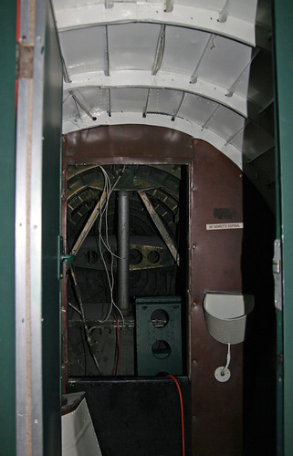 Douglas C-47A Skytrain (42-92841) Rear Lavatory