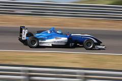 DALLARA F308 (ronaldligtenberg) Tags: auto 3 car sport racetrack racecar speed drive track european racing formula driver series f3 masters sprint circuit zandvoort motorsport gt4 autosport gt3 2014 carracing racedriver cpz formule dallara brcc f308 blancpain