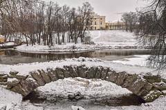 Pavlovsk. (azh565) Tags: pavlovsk stpetersburg russia pano panorama nature winter water ngc palace d2x landscape