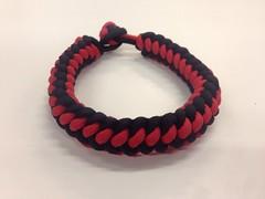 Two Color Zipper Sinnet Paracord Bracelet (Falfrir) Tags: paracord guardianparacord bracelet
