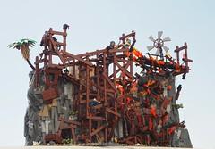 Forsaken Abyss Mine (W. Navarre) Tags: lego abyss mine photo dramatic tt final round winner