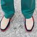 Fonta's shoes