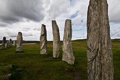 Calanais, Isle of Lewis, Scotland (donberry37 (SF Bay Area)) Tags: dons scotland standingstones stonecircle neolithic megalith hebrides callanish lewis ancient