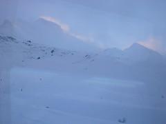 ...Jungfrau & SilberhOrn... (project:2501) Tags: wengen jungfrauregion suisse switzerland snow ski travel theviewfromhere viewthroughawindow windowseat window windowreflection clouds lightcloud sky skyblue snowblue bluelight blue bluebleu bleu inthemountains mountains mountain rock jungfrau4158m silberhorn3695m