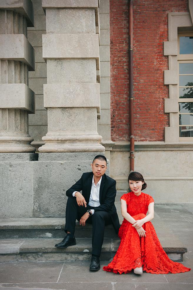[自助婚紗] 翊維 & 小玉 / 白鷺鷥