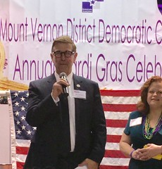 "Mount Vernon District Democrat Committee's Mardi Gras • <a style=""font-size:0.8em;"" href=""http://www.flickr.com/photos/117301827@N08/33291036635/"" target=""_blank"">View on Flickr</a>"