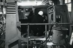 Uusia rannikkovartioveneitä valmistuu (The Museum of Finnish Coast Guard) Tags: merivartija merivartijat meri merivartioasemat vene kalusto rannikkovartiovene rv vaasa 1973