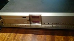 Luxman D-03 demo (nickant44) Tags: luxman cd player vintage audio audiophile component electronics