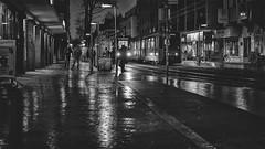 broad way (berberbeard) Tags: hannover fotografie photography urban berberbeard berberbeardwordpresscom germany ilce7m2 itsnotatrick street primelens festbrennweite zeiss 55mm sony deutschland night nacht schwarzweiss blackandwhite monochrome