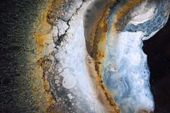 Beauty in Chaos II (Alexander Day) Tags: abstract kitchen stove mess stain alex day alexander color texture