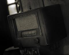 RCA Victor (Howard Sandler (film photos)) Tags: radio antique vintage graflex graphic wollensak hp5