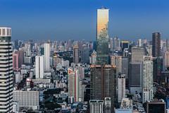 4Y1A1159 (Ninara) Tags: bangkok thailand sunset skyscraper bangrak mahanakhon tower statetower