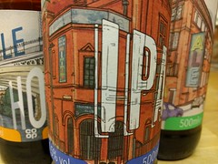 [330] Salford Lads (rbrwr) Tags: beer bottles label ipa manchester salford thesmiths
