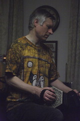 Mat Green & Andy Turner (2017) 03 - Andy Turner (KM's Live Music shots) Tags: folkmusic greatbritain englishfolk englishcountrydance matgreenandyturner andyturner jeffriesconcertina angloconcertina concertina musicaltraditionsclub kingqueen