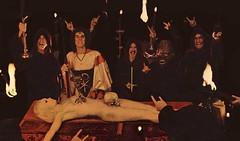 satan (Maison de l'Alchimiste) Tags: satanique satanic culte rituel messenoire 666 solveetcoagula sorcelerie sorcier sorciere grimoire cerclemagique magiccircle ésotérisme hermetique hermetisme coagula magienoire incantationmagique incantation goetia sceaudesalomon mkultra illuminati nwo