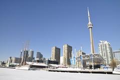Harbourfront, Toronto, Canada (leo_li's Photography) Tags: tourcn cntower hiver canada toronto 多伦多 多倫多 加拿大 ontario winter 雪 snow harbourfront 安大略省 安大略