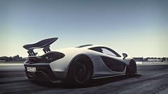 McLaren P1 (polyneutron) Tags: car photography mclaren p1 silver supercar motorsport projectcars pcars pc automotive videogame photomode motion hdr