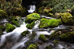 Waterfalls (utvic1) Tags: waterfalls water serbia ivanjica longexposure green rock coldwater cristal clear clearly happiness voda vodopad sreca explored explorer explore nikond7000 nikontop