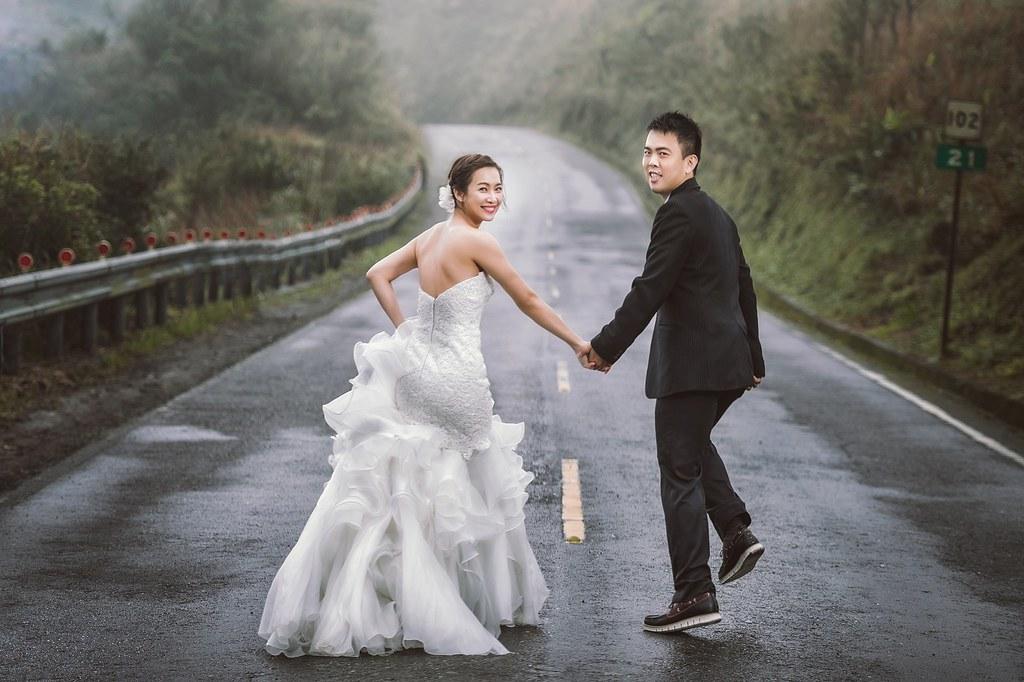 【婚紗】韋澄 & 佩娟 / 不厭亭、南雅奇岩
