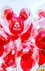 Disneyland Balloons (nikkinicknicol) Tags: disneyland balloons color red air disney magic