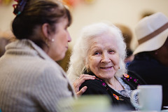 Volunteering at Link Age Southwark