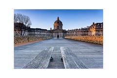Le Pont des Arts, Paris (David MONSU Photography) Tags: pontdesarts loversbridge iloveparis