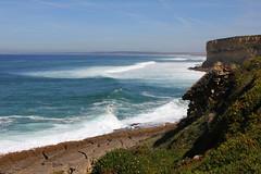 Praia da Foz (hans pohl) Tags: portugal meco sesimbra landscapes paysages plages beaches waves vagues atlantique océan