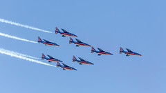 Patrouille de France-5 (4myrrh1) Tags: patrouilledefrance french military flying flight flightdemonstrationsquadron flightdemonstrationteam 2017 al alabama maxwell afb aircraft airplane aviation airshow airplanes airport airforce canon 6d ef70300l