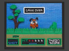 Duck Hunt (Pate-keetongu) Tags: lego moc nintendo duckhunt gameover