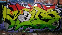 Malice... (colourourcity) Tags: streetart streetartnow graffitti melbourne burncity awesome colourourcity nofilters letters malice tsf burner