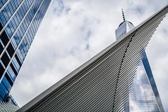 PATH Forward (Phil Roeder) Tags: newyorkcity manhattan leica leicax2 worldtradecenter santiagocalatrava