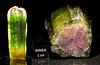 Elbaite (Watermelon Tourmaline) NHMLA 49725 (Stan Celestian) Tags: nhmla49725 elbaite tourmaline watermelontourmaline
