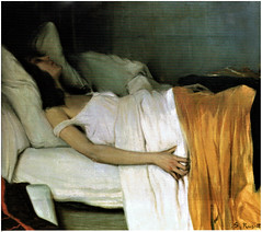 La morfinómana (1894) (Jusotil_1943) Tags: museo museum