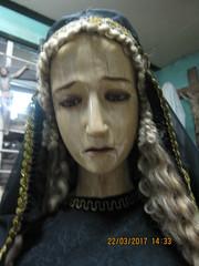 Santa Maria Magdalena (Leo Cloma) Tags: philippines santos saints holy week santa maria magdalena saint mary magdalene vecin cloma