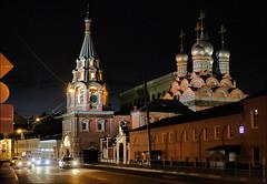 Москва, Россия, Церковь Григория Неокесарийского (zzuka) Tags: москва россия moscow russia