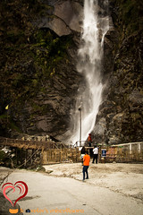 Bhim Nala Waterfalls (Samanvay15) Tags: lachung sikkim northsikkim india travel tourism waterfall