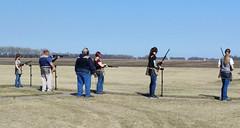 2017 ND High School Clay Target League at the Joe Pikarski Trap Range