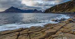 Elgol Curve (Ant_H.) Tags: elgol sky scotland