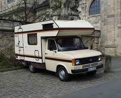 Ford Transit Wohnmobil (michaelausdetmold) Tags: ford transit wohnmobil fahrzeug youngtimer camper