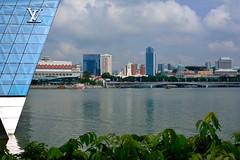 Singapore (tokyobogue) Tags: singapore holiday asia marina bay water nikon nikond7100 d7100 modernarchitecture marinabaysandshotel marinabay merlion singaporemerlion singaporebay singaporemarina