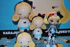 G3 (BattyCollector) Tags: gwenstefani kuu harajuku g kuukuu toys dolls toy mattel harjuku doll hj5 figure kawaii kuukuuharajuku