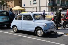 Fiat 600 (Maurizio Boi) Tags: fiat 600 car auto voiture automobile coche old oldtimer classic vintage vecchio antique italy voituresaciennes