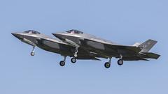 USAF Lockheed Martin F-35A Lightning IIs 12-5054 12-5058 (ChrisK48) Tags: 5058 61stfightersquadron aircraft airplane block3 f35 glendaleaz kluf luf lightningii lukeafb topdogs usaf125058 cnaf69 lf lockheedmartinf35a 5054 usaf125054 cnaf65 majcaseydeucemanning captkrisnimitzelmstedt