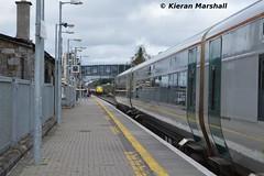22040 and 086 arrive into Portlaoise, 5/4/14 (hurricanemk1c) Tags: irish train gm rail railway trains railways irishrail rok rotem generalmotors 2014 portlaoise emd steeltrain icr 071 086 iarnród 22000 22040 éireann iarnródéireann premierclass 1520portlaoiseheuston 5pce 1123waterfordbelviewportlaoisepw