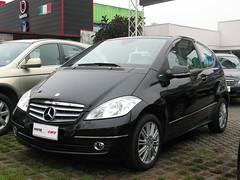 Mercedes Benz A 170 Elegance 2011 (RL GNZLZ) Tags: mercedesbenz elegance aclass a170 a170elegance